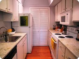 Kitchen Interior Decorating Ideas Interesting 40 Galley Castle Decorating Design Ideas Of Galley