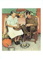 norman rockwell poster ebay