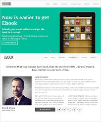 html5 templates for books 30 html5 landing page themes templates free premium templates