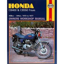manual haynes for 1977 honda cb 550 f2 u0027super sport four u0027 ebay