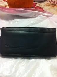 alumni wallet yale alumni black travel wallet ebay