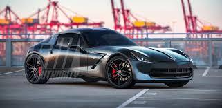 corvette c8 concept opel gt mini corvette rendering gm authority