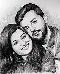 portrait u0026 sketch artist ajit kumar fine art maker in delhi ncr