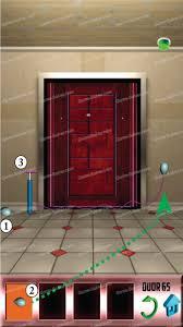 100 doors level 65 game solver