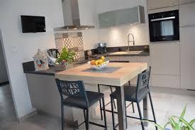 grande cuisine avec ilot central grande cuisine avec ilot central 4 ilot central cuisine en bois