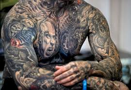 Radio Maria Online Romania Ap Photos Tattoo Artists Gather For Convention In Romania Wtop