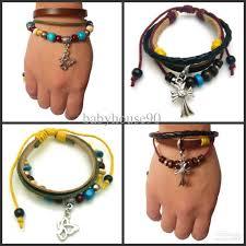 leather ladies bracelet images Beads bracelets leather bracelets for women fashion friendship jpg