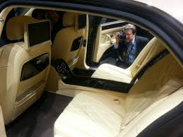 bentley continental interior back seat geneva live 2014 bentley continental flying spur unveiled