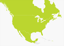 map us and canada map of usa canada mexico tomtom throughout usa and