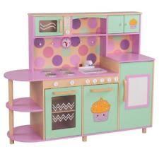 puppenküche holz spielküchen für kleinkinder ebay