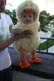 Unique Baby Costumes Halloween Baby Duck Costume Babies Costumes Halloween Costumes