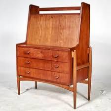 Secretary Desk Kijiji Mid Century Modern Danish Teak Secretary Desk Dresser Key