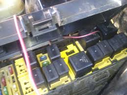 horn wiring ranger forums the ultimate ford ranger resource
