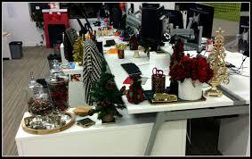 cubicle desk christmas decor emily parker designs