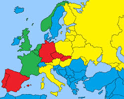 Map Of Europe Political by Europe U0027s Political Map Thinglink