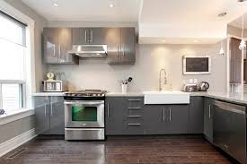 lacquer kitchen cabinets contemporary with black cabinet montreal