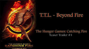 hunger games theme song the hunger games catching fire trailer 1 theme song t t l