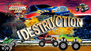 monster truck jam videos monster truck destruction monster jam hotwheels game videos for