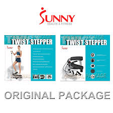 Comfort Products Distributing Omaha Amazon Com Sunny Health U0026 Fitness Twister Stepper Step