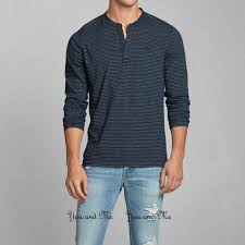 Abercrombie And Fitch Resume New Abercrombie U0026 Fitch L S Shirt Men A U0026f Redfield Mtn Henley Tee