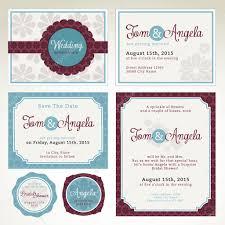 Invitation Cards Templates Wedding Invitation Card Templates U2014 Stock Vector Variant 11986517