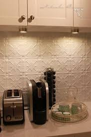 All About Tin Ceilings Tin Ceilings Ceiling Panels And Ceilings - White tin backsplash