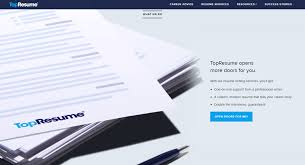 Professional Resume Services Reviews Topresume Com Review Resume Writing Services Reviews