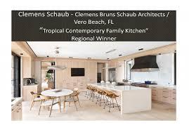 sub zero wolf honored 2013 2014 kitchen design contest florida