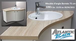 Meuble Pour Sous Pente Meuble Pour Une Mini Salle De Bain Atlantic Bain