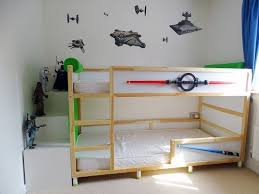 Bunk Bed Ladder Guard Ideas For Hacking Tweaking U0026 Customizing The Ikea Kura Bed
