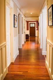 photos hgtv craftsman style hallway with warm hardwood floors