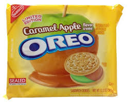 where to buy caramel apples review nabisco limited edition caramel apple oreo cookies the