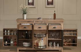 bar architectural home bar decor with round table on the wooden