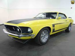 mustang of indianapolis 1969 ford mustang for sale classiccars com cc 951616
