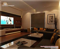 Best Home Design Kerala by House Interior Designs Best 2 Beautiful 3d Interior Designs Kerala