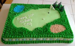 beautiful golf birthday cakes plan best birthday quotes wishes