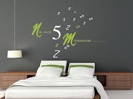 wohnideen minimalistischen mittelmeer das wandtattoo im schlafzimmer beliebte motive und ihre
