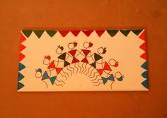 Warli Art Simple Designs Warli Painting Borders 1 Jk Arts 547 Borders Painting
