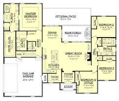 garage floor plans with bonus room baby nursery open concept plans cypress lake house plan bonus
