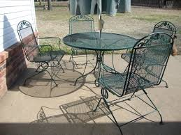 wrought iron chairs patio furniture fill your home with awesome woodard furniture for