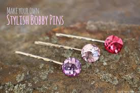 decorative bobby pins stylish bobby pins diy hair jewels bobby pin craft