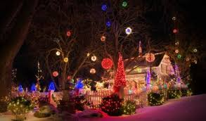 best christmas light displays in michigan michigan life