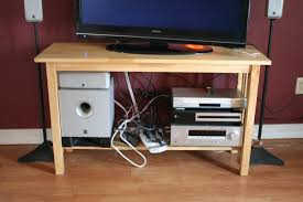 how to organize cables under desk organize and hide your tv cords chica and jo