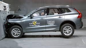 volvo jeep volvo xc60 2018 the safest suv crash test youtube