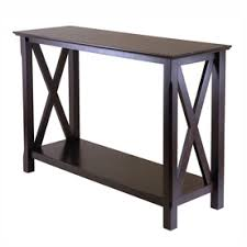Patio Sideboard Table Shop Console Tables At Lowes Com