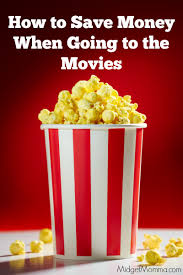 how to save money going to the movies