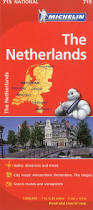 The Netherlands Map Michelin Netherlands Map Mh715 Maps Country Michelin Michelin