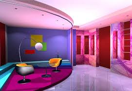 apartment bedroom living room kids interior dark minimalist design