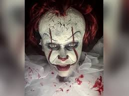 Pennywise Halloween Costume Pennywise Clown Costumes Poised Halloween Costume Trend