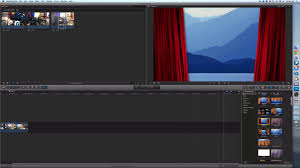 cool animated curtain effect final cut pro x obama pacman